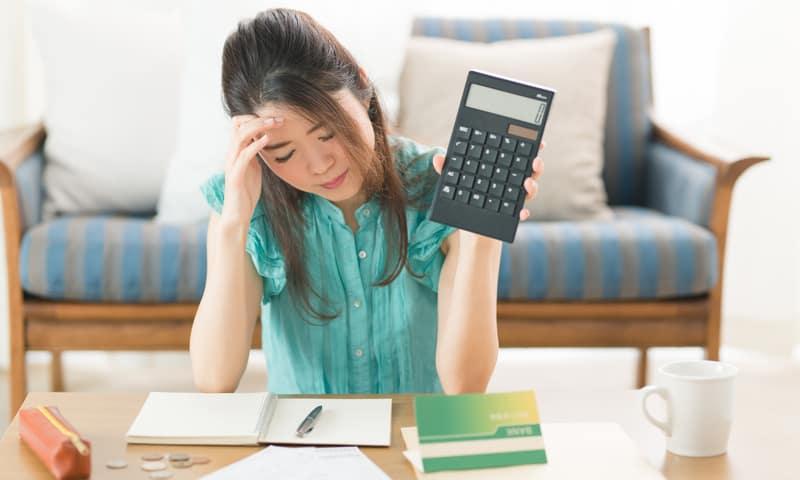 主婦 債務整理
