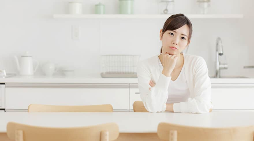 【お客様の声1】40代主婦:生活費に困って作った借金を完済しました