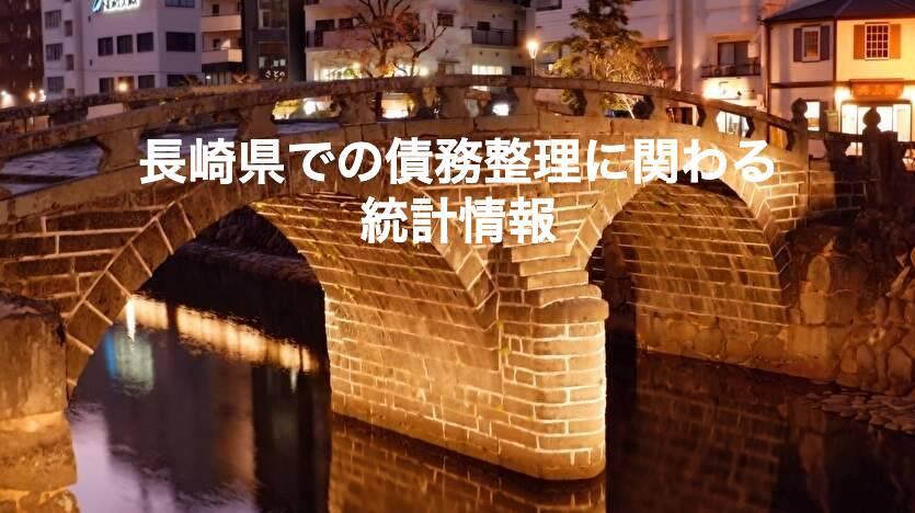 長崎県での債務整理に関わる統計情報